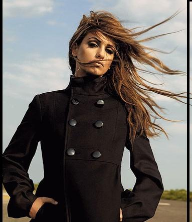 Зимни дрехи за жените (дамски якета и палта)